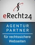 Rechtssichere Websites in Kassel bietet MAXMARK als Agenturpartner von eRecht24.