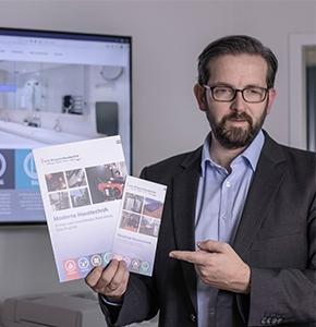 Markus Immelnkämper ist Geschäftsführer der Onlineagentur MAXMARK aus Kassel.