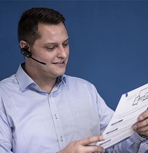 Maximilian Ziller ist Geschäftsführer von der Onlineagentur aus Kassel.