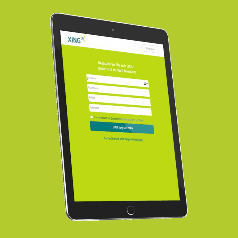 Als Social-Agentur kennen wir das Onlineportal Xing und unterstützen Unternehmen bei der Sichtbarkeit.