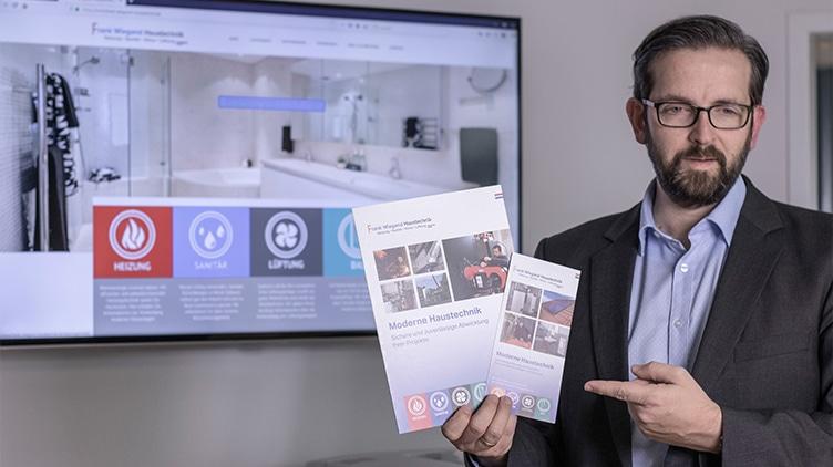 Markus Immelnkämper ist Geschäftsführer der Onlineagentur MAXMARK und entwickelt Marketing-Ideen.