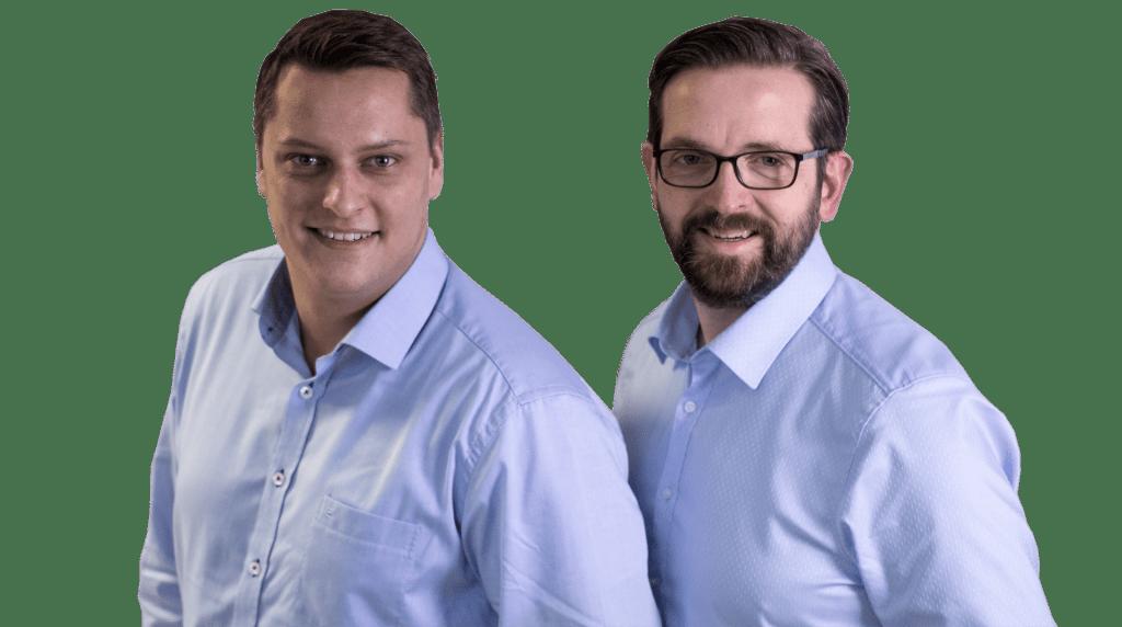 Markus Immelnkämper und Maximilian Ziller sind Inhaber der Onlineagentur in Kassel.
